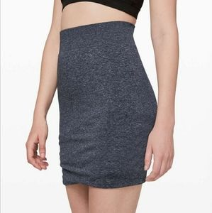 LULULEMON Boulevard Bliss skirt